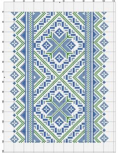 Cross stitching , Etamin and crafts: Traditional cross stitch Pattern Cross Stitch Geometric, Cross Stitch Borders, Cross Stitch Alphabet, Cross Stitch Designs, Cross Stitching, Cross Stitch Embroidery, Cross Stitch Patterns, Beading Patterns, Embroidery Patterns