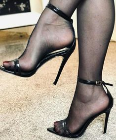 Sexy High Heels, High Heels Boots, Sexy Legs And Heels, Heeled Boots, Pantyhose Heels, Stockings Heels, Stockings Lingerie, Glow Shoes, Fashion Shoes