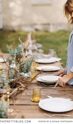 Baby It's Cold Outside - Entertaining | {Styled Shoots} | The Pretty Blog