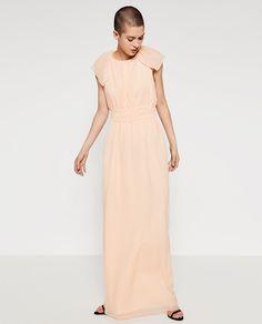 LONG DRESS-Maxi-DRESSES-WOMAN-SALE | ZARA United States