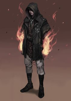 Just Wanderer, chahoon kim on ArtStation at https://www.artstation.com/artwork/PgbYZ