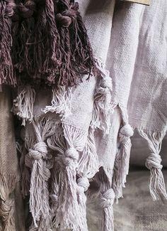 Indochine Mornings plaid powder lilac Soft Colors, Colours, Textiles, Indochine, Lilac, Pink, Wabi Sabi, Burlap Wreath, Mornings