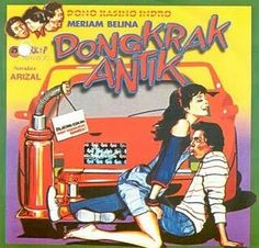 "Film "" Dongkrak Antik"" (1982)"