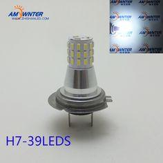$17.73 (Buy here: https://alitems.com/g/1e8d114494ebda23ff8b16525dc3e8/?i=5&ulp=https%3A%2F%2Fwww.aliexpress.com%2Fitem%2F4pcs-Big-Promotion-H7-39-LED-White-car-led-light-auto-led-lamp-SMD-3014-Fog%2F32679447112.html ) Big Promotion H7 car led light auto lamp SMD 39 led 3014 Fog Tail Signal 39 LED Car Light Lamp Bulb 10-30VDC 4pcs  for just $17.73