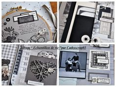 Info atelier ! Mini Albums, Mini Scrapbook Albums, American Crafts, Version Scrap, Scrapbooking, Voici, 27 Mai, Blog, Week End