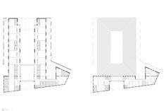 Pôle éducatif du Val de Scarpe I Arras - Guillaume Ramillien Architecture Urbanisme Illustration