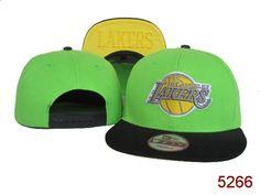 NBA Los Angeles Lakers Snapback Hats New Era 9FIFTY Green/Black 327|only US$8.90