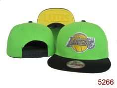 NBA Los Angeles Lakers Snapback Hats New Era 9FIFTY Green/Black 327|only US$8.90