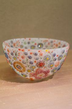 Decorative Items, Decorative Bowls, Cast Glass, Ceramic Houses, Plates And Bowls, China Patterns, Or Antique, Glass Design, Ceramic Pottery