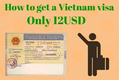 Get Vietnam Visa On Arrival only 12USD * Simply * Quick Procedures * Done in 1 - 2 days or less. Best service Vietnam Visa.