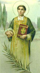 San Esteban, Protomártir