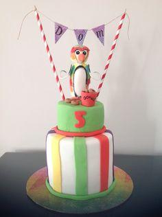 Surfs Up Birthday Cake My Cakes Pinterest Birthday