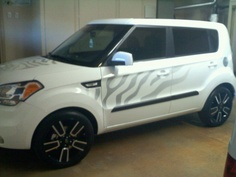 Love my Kia Soul
