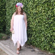 My Vow Renewal and Second Honeymoon Outfits featuring Catherines | Designing From My Closet | Plus & Inbetweenie Fashion Blog
