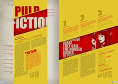 Diseño Editorial Experimental (Dobles paginas) by Boris Vargas Vasquez