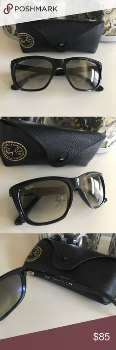 Women's Rayban 4154 sunglasses Great condition. Lightly used. Lenses free of scratches. Comes with original case (torn near snap) Ray-Ban Accessories Sunglasses