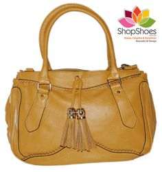 Bolsa de ombro e transversal no site www.shopshoes.com.br