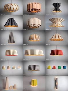 Origami Architecture Projects Diy Paper Ideas in 2020 Architecture Origami, Origami Cube, Diy Origami, Origami Lampshade, Papier Diy, Deco Originale, Origami Design, Wood Lamps, Cardboard Crafts