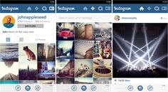 Instagram beta application update Lumia WP8 smartphones   An update is available on the official Instagram (beta) application for Nokia Lumia WP8 smartphones - 0.2.0.0. The latest beta version includes some new features, UI enhancements, and bug fixes.
