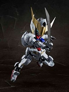 Bandai Tamashii Nations NXEDGE Style MS Unit Gundam Barbatos Figure *** Continue to the product at the image link.