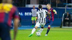 Juventus - FC Barcelona (1-3) | FC Barcelona