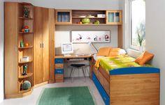 dormitorios juveniles pino - Buscar con Google