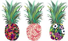 Find images and videos about summer, fruit and tropical on We Heart It - the app to get lost in what you love. Illustrations, Illustration Art, Pineapple Illustration, Tumblr Transparents, Tumblr Png, Aloha Friday, Happy Friday, Print Patterns, We Heart It