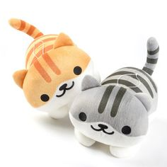 Plushies / Big Plushies / Neko Atsume Giant Plush Collection