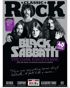 The world's most revered and respected hard rock magazine, every month #ClassicRock #magazine goes behind the scenes to bring the real stories behind rock legends from #LedZeppelin to #GunsNRoses, #BlackSabbath to #PinkFloyd and far beyond. Written by the world's leading rock experts and featuring rock's most renowned #photographers, Classic Rock unearths the reality from the myths and brings you the latest in 21st century rock #music