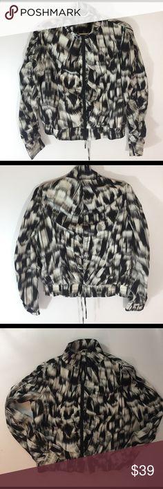 Calvin Klein Performance Jacket So pretty. Excellent conditon. Size S. Calvin Klein Jackets & Coats