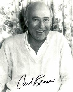 Carl Reiner was born in The Bronx, NY.