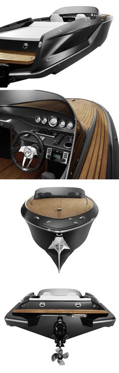 Frauscher 858 FANTOM #motorboat