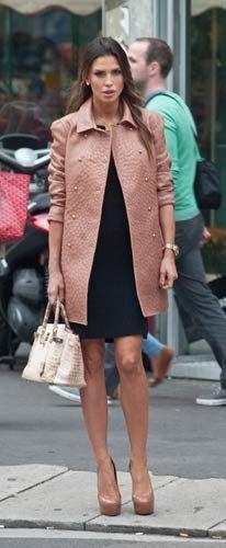 Claudia Galanti outfit