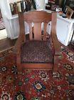 For Sale - Antique Oak Rocking Chair