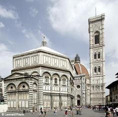 Historic Centre of Florence, City and Province of Florence, Tuscany, Italy. Inscription in 1982. Criteria: (i)(ii)(iii)(iv)(vi)
