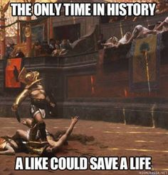 only time ever like could save anything