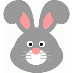 Silhouette Design Store - View Design #55604: rabbit easter