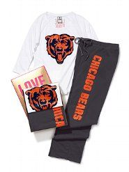 Baseball Tee & Boyfriend Pant Gift Set from Victoria's Secret Pink Collection I would love this to rep my city