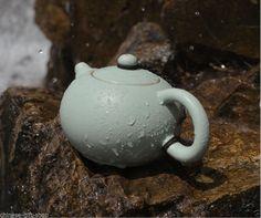 Chinese gift shop RUYAO tea pot high-quality teapot pottery XISHI tea pot 200ml #chinesegiftshop