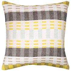 john lewis throw pillow.    Interior / Home / Decor / Design / Furniture / Accessories / Contemporary / Transitional / Modern