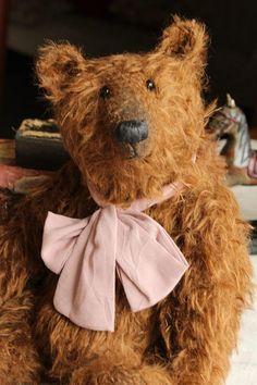 Jeremiah by Teddy by Elena Karasenko on Tedsby Teddy Bear Hug, Teddy Bears, Plush Animals, Cute Animals, Teddy Bear Pictures, Love Bear, Shaggy, Lovely Things, Hui