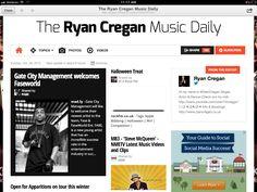 Fase Headlines the Ryan Cregon Music Blog spot #fase