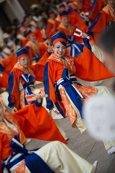 第60回よさこい祭り 逢 KDDI 高知支店 | Flickr - Photo Sharing!
