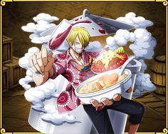 Chef Sanji Hot Rock Stew