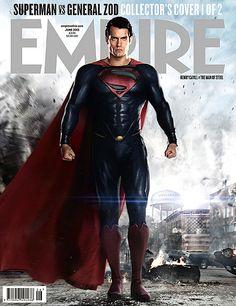 superman man of steel empire mag collector covers photos | Man of Steel Empire Magazine Cover 3