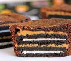 Miss Americas German Chocolate Brownies | Organic Recipe Book