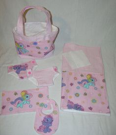 baby basics for bitty baby, cabbage patch and baby alive