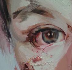 Jenny saville details art sculpture, a level art, eye art, jenny saville pa Abstract Portrait, Portrait Art, Illustration Art, Illustrations, Art Sculpture, A Level Art, High Art, Portraits, Eye Art