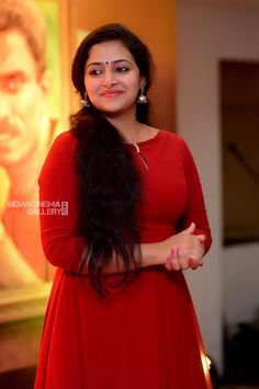 Anu Sithara at Captain movie 100 days (27) - Cute, Gorgeous Indian actress  IMAGES, GIF, ANIMATED GIF, WALLPAPER, STICKER FOR WHATSAPP & FACEBOOK
