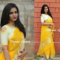 ea33052b80076 Blouse models ~ Fashion Trends ~ – Page 2 of 46 – South India Fashion
